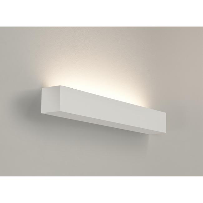 Parma Horizontal Plaster Wall Light