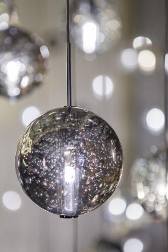 Avivo bubbles 9 light ceiling pendant lighting your home - Gloeilamp tizio lamp ...